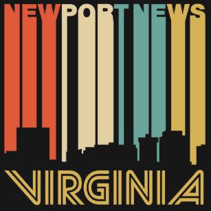 Newport News Va T Shirts Shirt Designs Zazzle