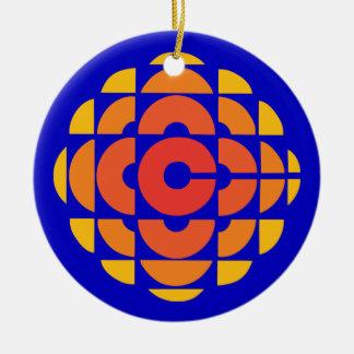 Retro 1974-1986 ceramic ornament