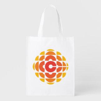 Retro 1974-1986 grocery bag
