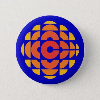 Retro 1974-1986 pinback button