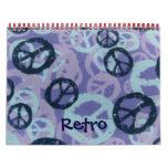 Retro-2010 Calendar