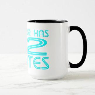 Retro - 22 Minutes Mug