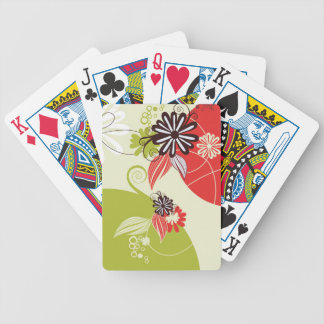 Retro 2 playing cards