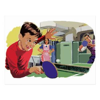 Retro-456400 Postcard