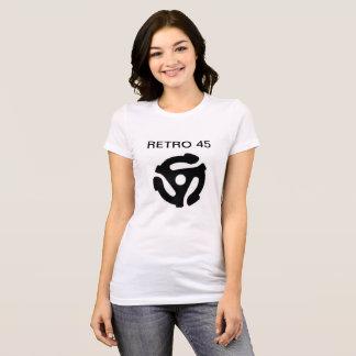 Retro 45 Women's Tshirt