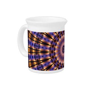 Retro 4 beverage pitcher