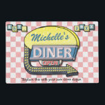 """Retro 50&#39;s Diner Sign 