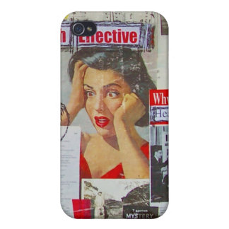 Retro 50's iPhone Case iPhone 4 Covers