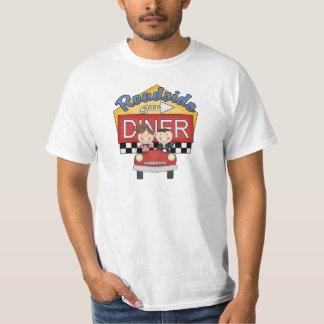 Retro 50's Roadside Diner Shirt