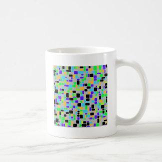 Retro 50's Smooth Squares No. 1 Mug