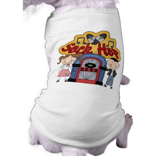 Retro 50's Sock Hop Dog Clothes