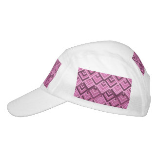 retro 60s pattern headsweats hat