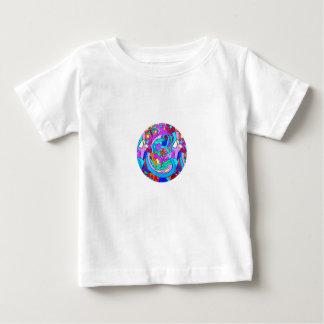 retro 70's groovy love baby T-Shirt