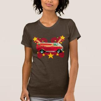 Retro 70s Van (vintage distressed) T-Shirt