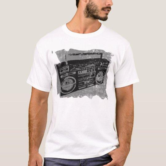 RETRO 80'S 90'S BOOM BOX T-Shirt