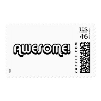 Retro 80s Awesome! Design Stamps