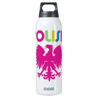 Retro 80s Polish Liberty Drink Water  Bottle