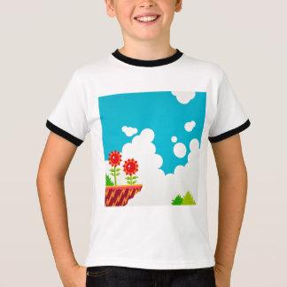 Retro 8-Bit Video Game Inspired Kids T-Shirt