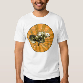 Retro 8mm T-shirt