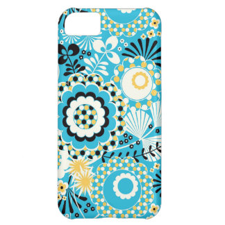 Retro Abstract Art Pattern - Gorgeous! Case For iPhone 5C