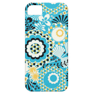 Retro Abstract Art Pattern - Gorgeous! iPhone 5 Case