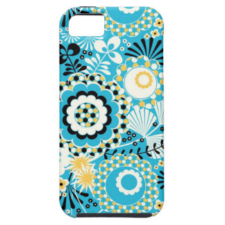 Retro Abstract Art Pattern - Gorgeous! iPhone 5 Cases