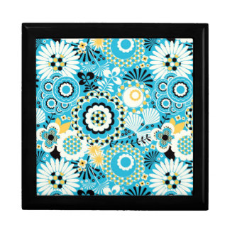 Retro Abstract Art Pattern - Gorgeous! Gift Box