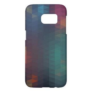 Retro Abstract Background Samsung Galaxy S7 Cases