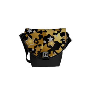 Retro Acting Movies Theatre/Theater Messenger Bags