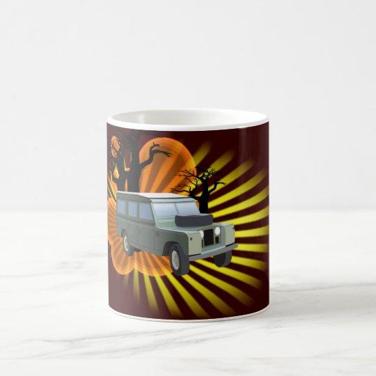 Retro Adventure Coffee Mug