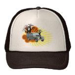 Retro Adventure Mesh Hats