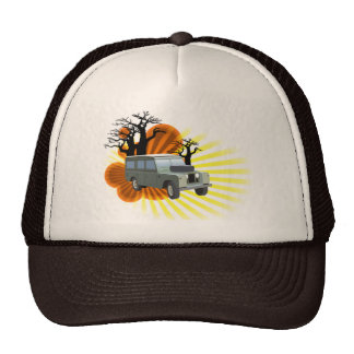Retro Adventure Trucker Hat