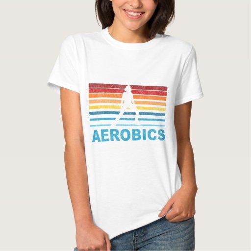 Retro Aerobics Shirt T-Shirt, Hoodie, Sweatshirt