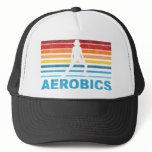 Retro Aerobics Trucker Hat