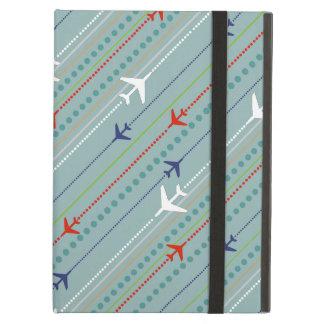 Retro Airplane Pattern iPad Air Case