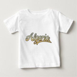 Retro Algeria Baby T-Shirt