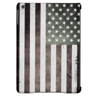 Retro American Flag iPad Air Covers