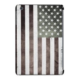 Retro American Flag iPad Mini Cover