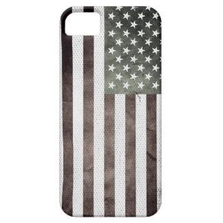 Retro American Flag iPhone SE/5/5s Case