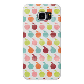 Retro Apple Background For Samsung Galaxy s6 Cases