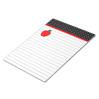 Retro Apple Notepad