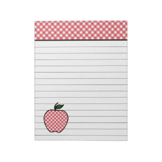 Retro Apple Notepad