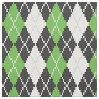 Retro Argyle Fabric