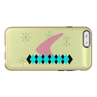 Retro Argyle Mid Century Modern iPhone 6 Case