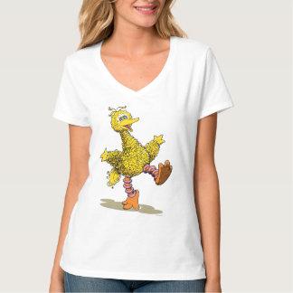 Retro Art Big Bird T-Shirt