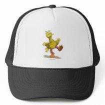 Retro Art Big Bird Trucker Hat