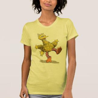 Retro Art Big Bird T-shirts
