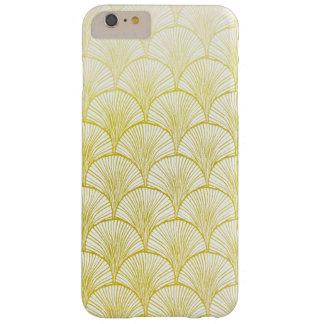 Retro Art Deco Gold Fan iPhone 6 PLUS + Case
