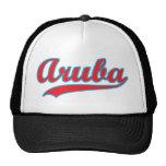 Retro Aruba Trucker Hat
