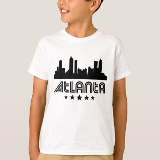 Retro Atlanta Skyline T-Shirt